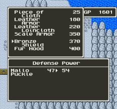 Dragon Quest 5 SNES 153