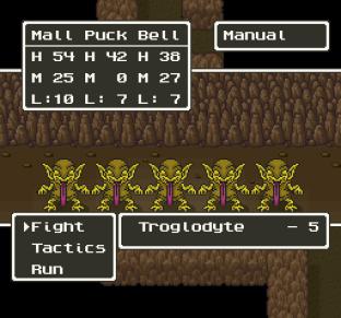 Dragon Quest 5 SNES 163