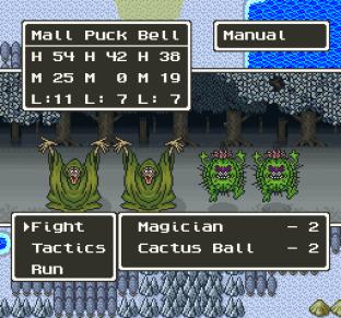 Dragon Quest 5 SNES 166