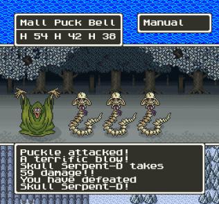 Dragon Quest 5 SNES 169