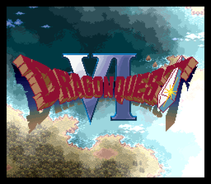 Dragon Quest 6 SNES 001
