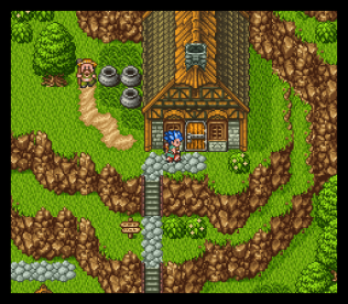 Dragon Quest 6 SNES 011