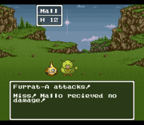 Dragon Quest 6 SNES 025