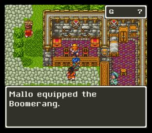Dragon Quest 6 SNES 086