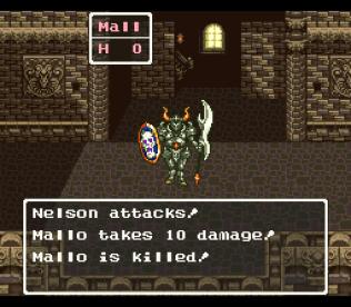 Dragon Quest 6 SNES 110