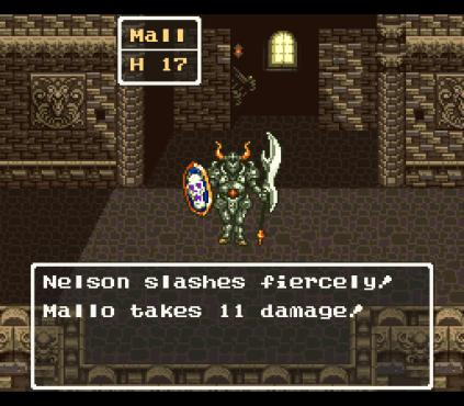 Dragon Quest 6 SNES 111