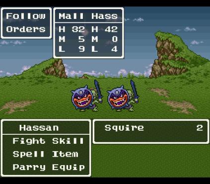 Dragon Quest 6 SNES 122
