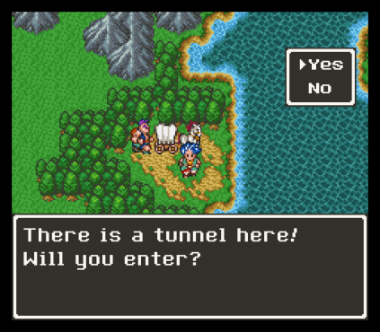 Dragon Quest 6 SNES 130