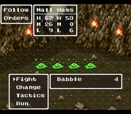 Dragon Quest 6 SNES 133