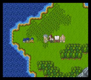 Dragon Quest 6 SNES 141