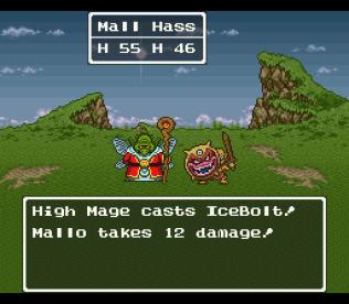Dragon Quest 6 SNES 142