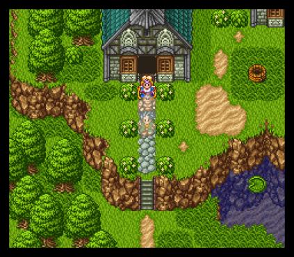 Dragon Quest 6 SNES 152
