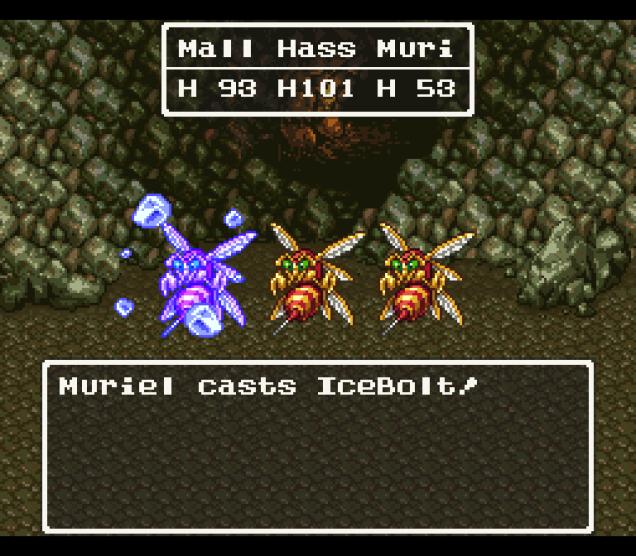 Dragon Quest 6 SNES 199
