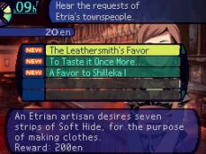 Etrian Odyssey Nintendo DS 057