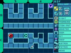 Etrian Odyssey Nintendo DS 080