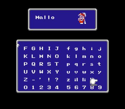 Final Fantasy 3 Famicom 001