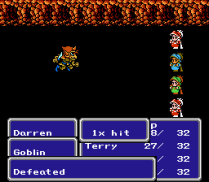 Final Fantasy 3 Famicom 007