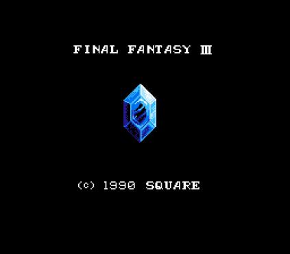 Final Fantasy 3 Famicom 020