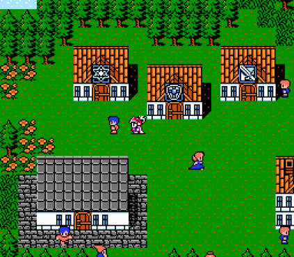 Final Fantasy 3 Famicom 023