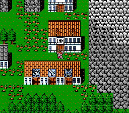 Final Fantasy 3 Famicom 042