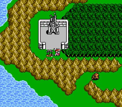 Final Fantasy 3 Famicom 053