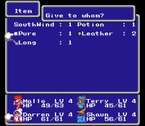 Final Fantasy 3 Famicom 073