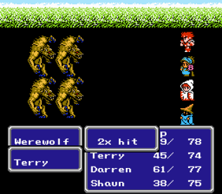 Final Fantasy 3 Famicom 076