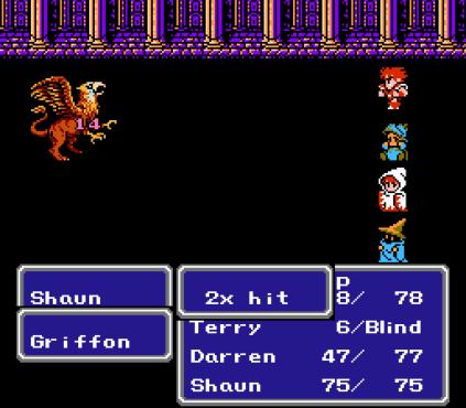 Final Fantasy 3 Famicom 086