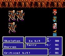 Final Fantasy 3 Famicom 093