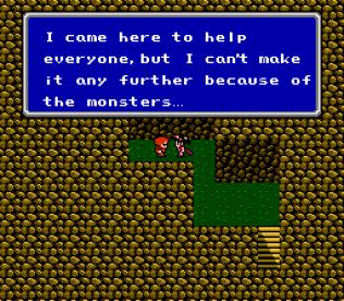 Final Fantasy 3 Famicom 099
