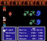 Final Fantasy 3 Famicom 105