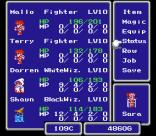 Final Fantasy 3 Famicom 106