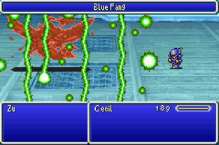 Final Fantasy 4 Advance GBA 009