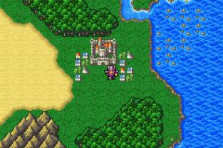 Final Fantasy 4 Advance GBA 020