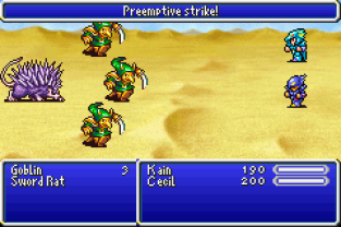 Final Fantasy 4 Advance GBA 031