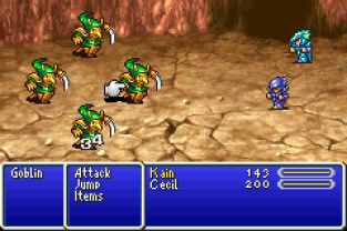 Final Fantasy 4 Advance GBA 034