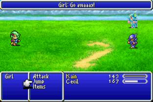 Final Fantasy 4 Advance GBA 045