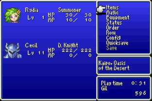 Final Fantasy 4 Advance GBA 064