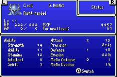 Final Fantasy 4 Advance GBA 066