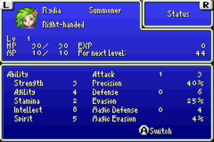 Final Fantasy 4 Advance GBA 067