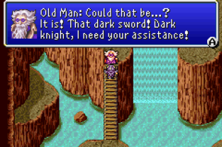Final Fantasy 4 Advance GBA 075