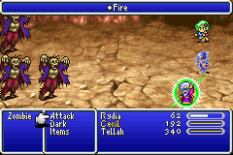 Final Fantasy 4 Advance GBA 076