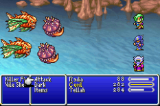 Final Fantasy 4 Advance GBA 087