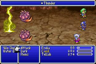 Final Fantasy 4 Advance GBA 089
