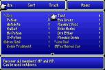 Final Fantasy 4 Advance GBA 112