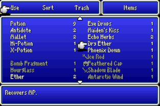 Final Fantasy 4 Advance GBA 119