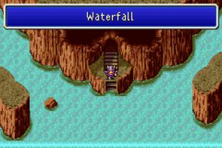Final Fantasy 4 Advance GBA 133