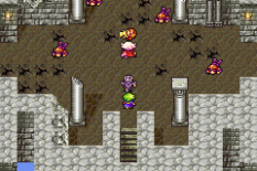 Final Fantasy 4 Advance GBA 154