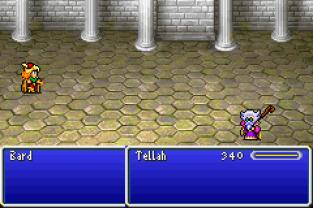 Final Fantasy 4 Advance GBA 155