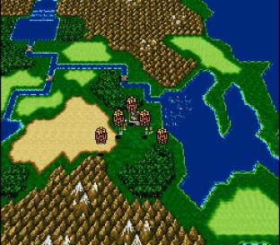 Final Fantasy 4 SNES 009